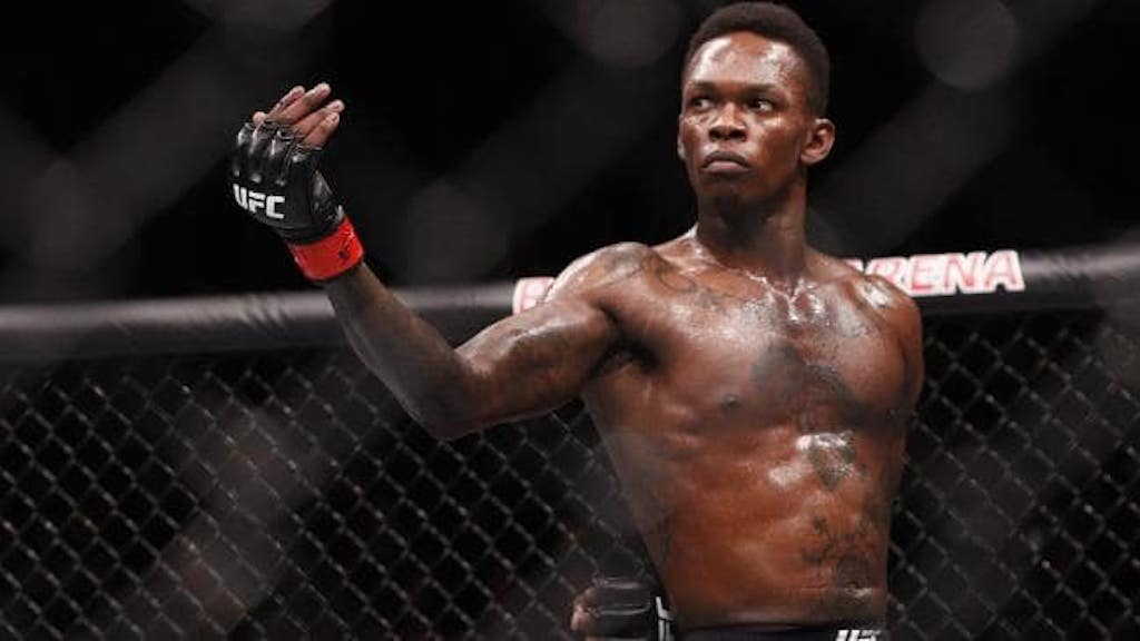 Israel Adesanya Set To Hit Culture Kings Melbourne