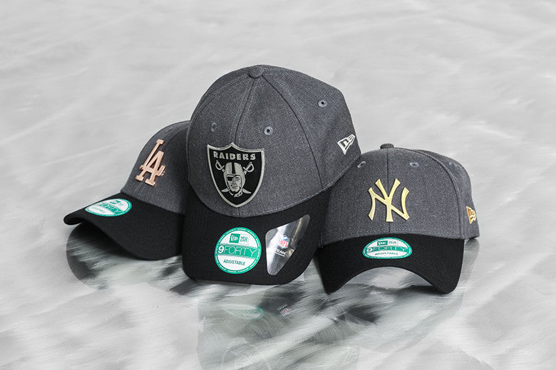 New Era 9FORTY Metal Collection