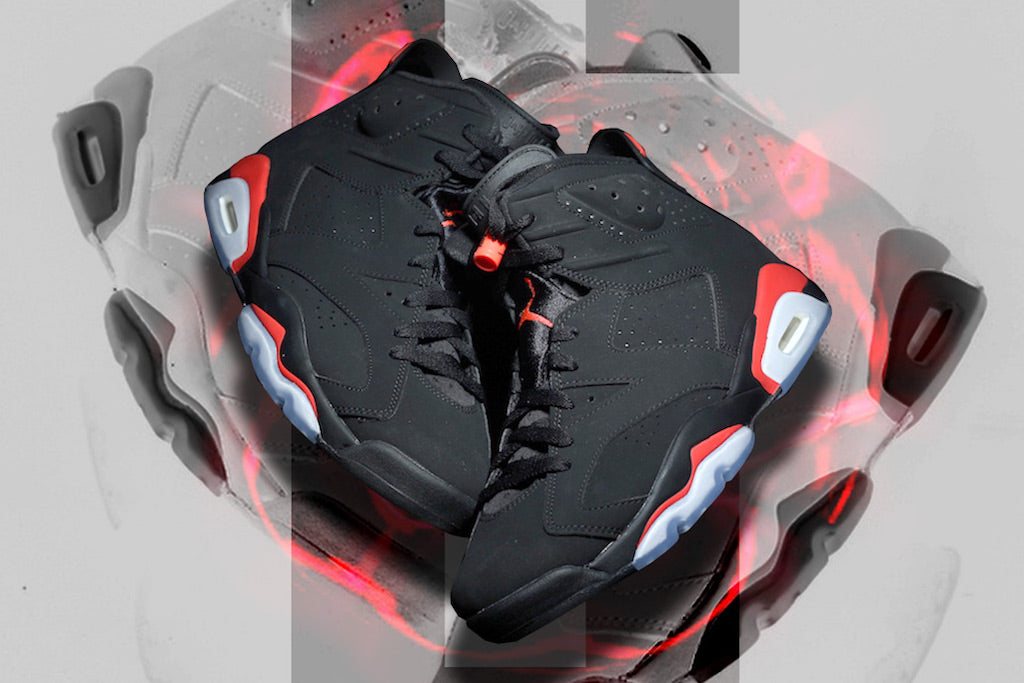 Air Jordan 6 'Infrared' Is Coming...