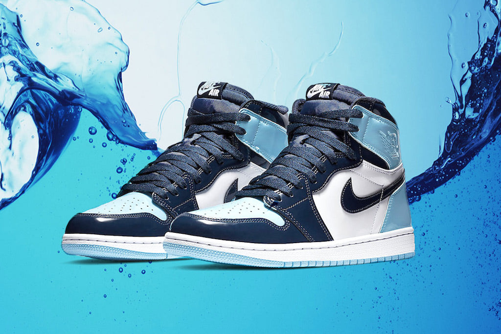 Ladies, Get Ready For Some Fresh Air Jordan 1s
