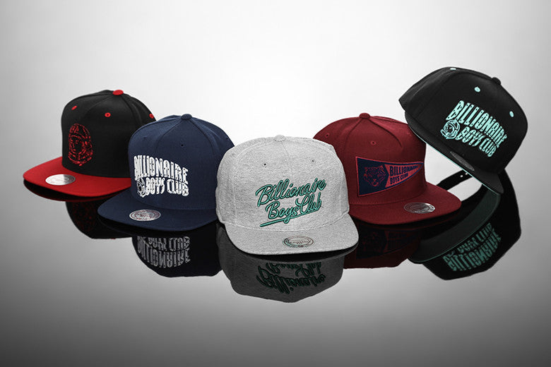 Billionaire Boys Club Spring 2015 Headwear Release