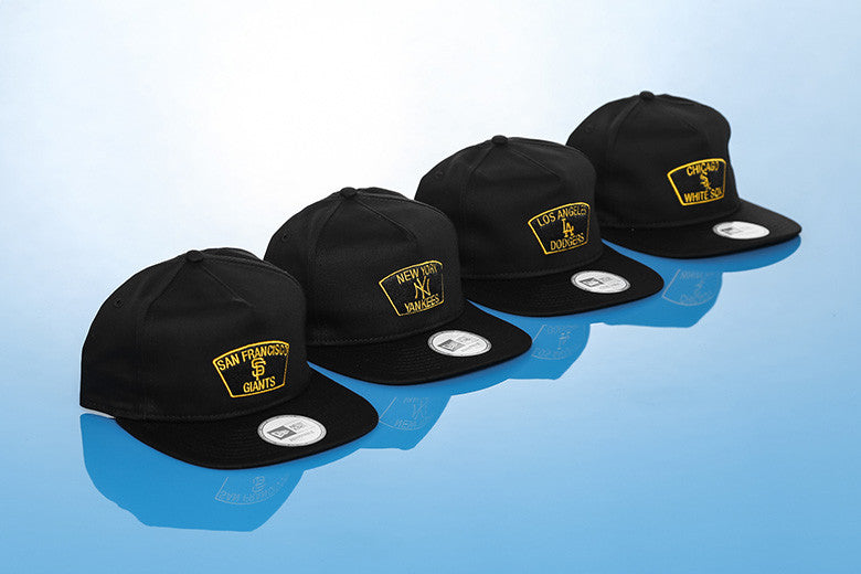 Another look at the Culture Kings designed New Era Old Golfer Hat