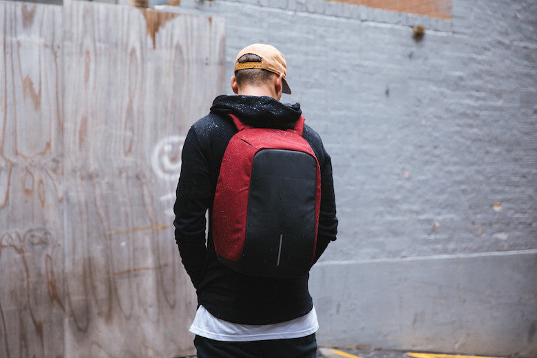Bobby Backpack Is Back And Better Than Ever In Red