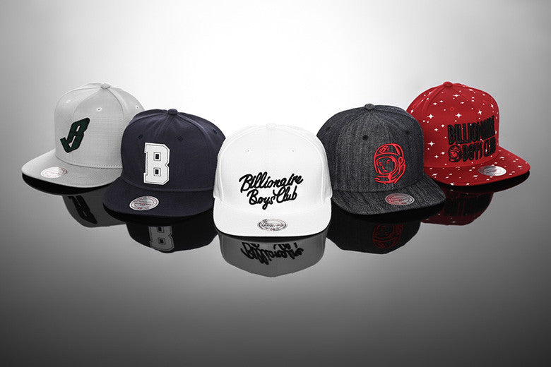 Billionaire Boys Club Mid 2015 Headwear Arrivals