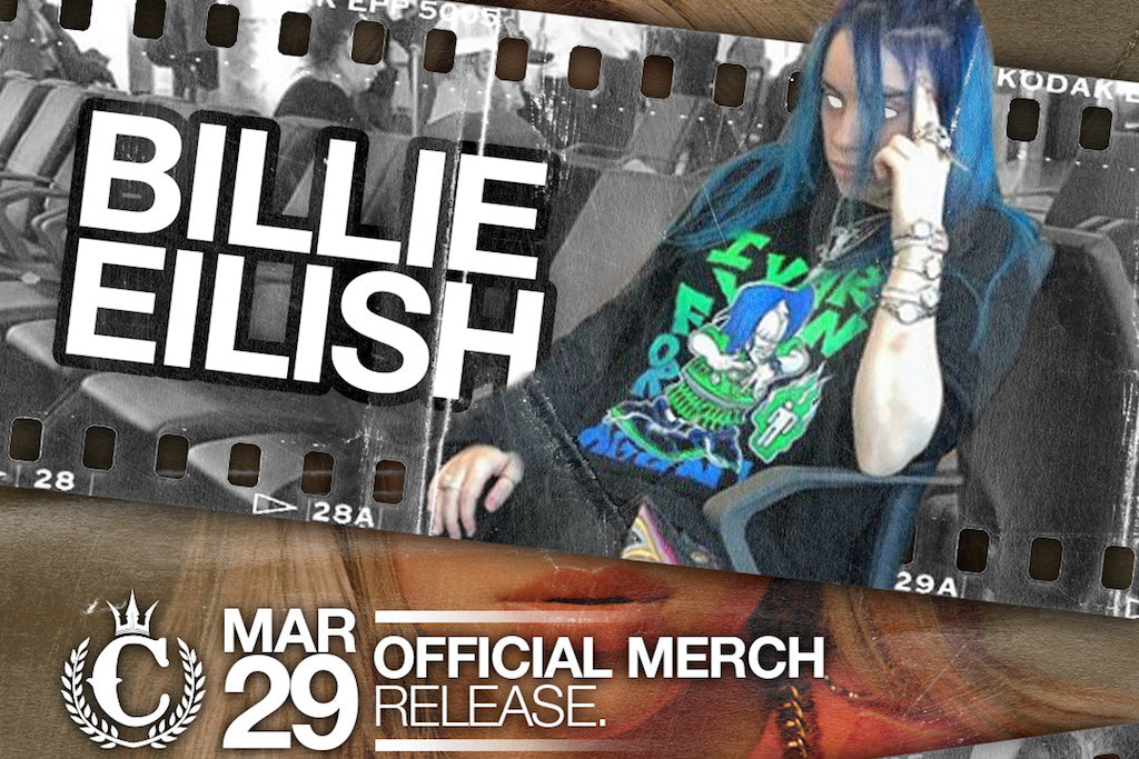 BILLIE EILISH IS COMING TO CULTURE KINGS.
