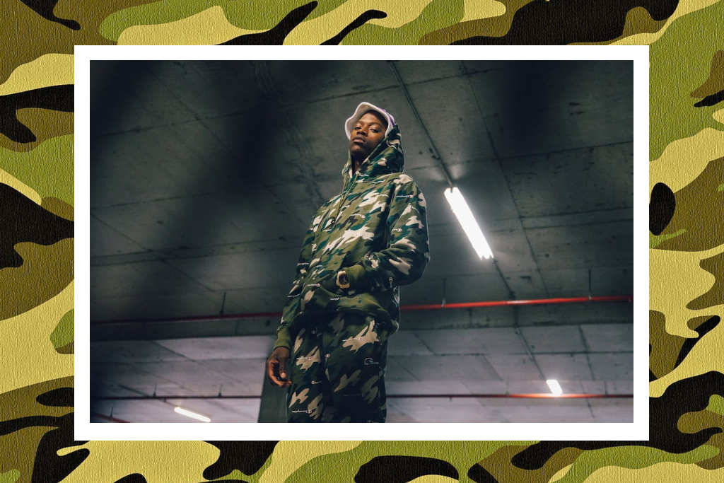 This Champion Camo Range Is World Exclusive To Us