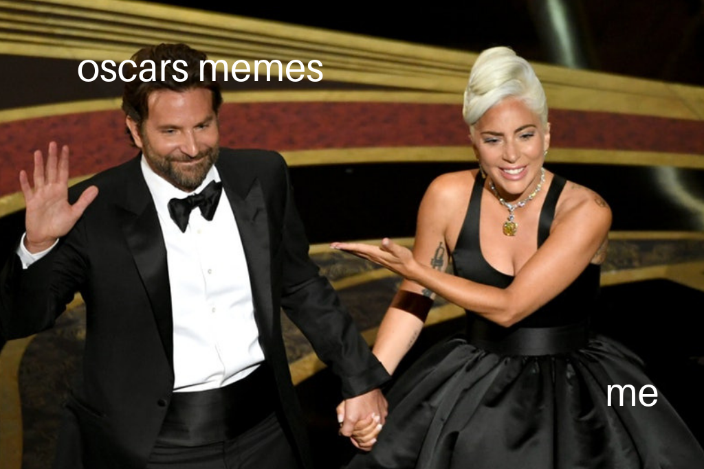 Just Some Memes From The Oscars