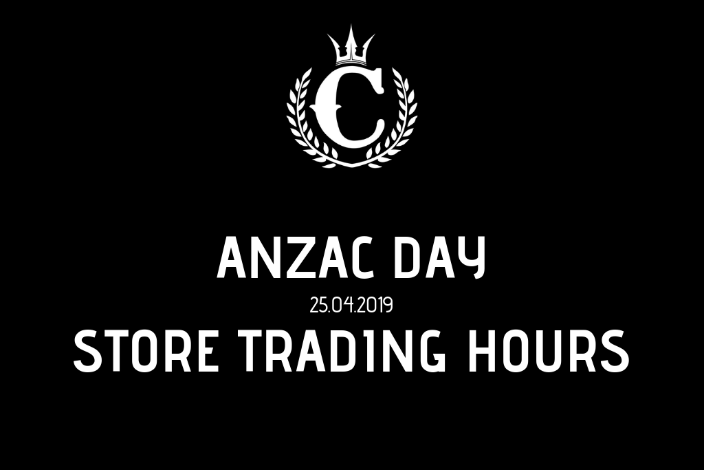 Culture Kings ANZAC Day Store Trading Hours