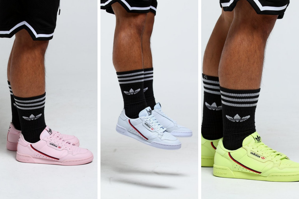 adidas Continental 80s Have Landed