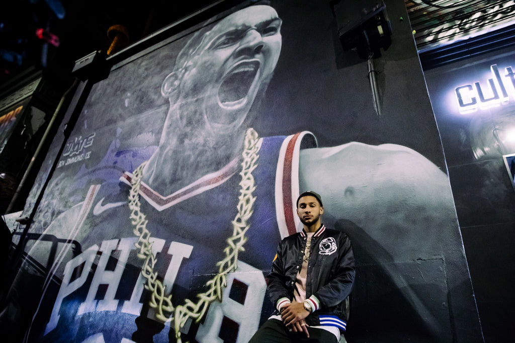 Ben Simmons Shuts Down Culture Kings Melbourne