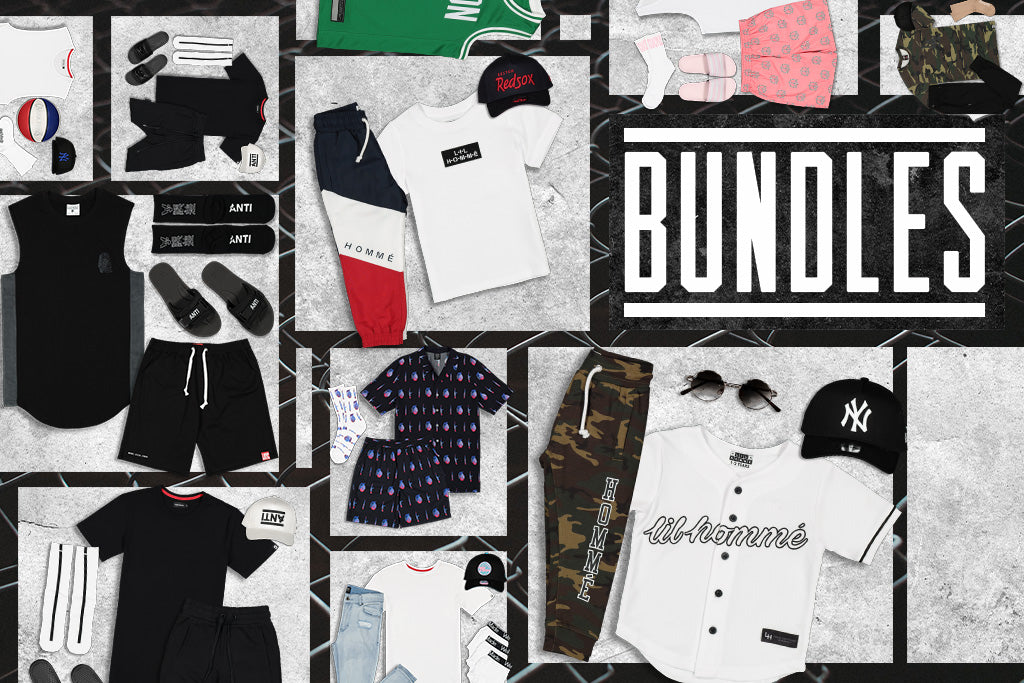 GET BANG FOR YOUR BUCK WITH BRAND NEW BUNDLES