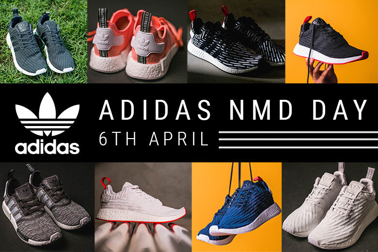 692cc81af 7 New Styles Of adidas Originals NMDs Release Thursday – Culture Kings