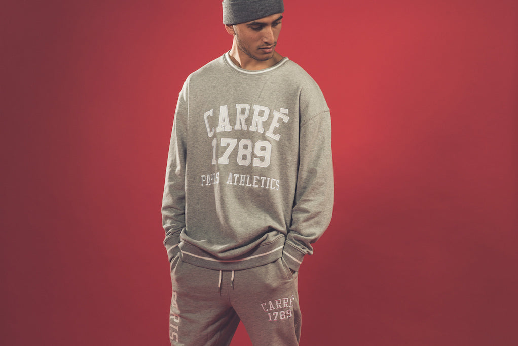 The Newest From Carré With Paris Athletics