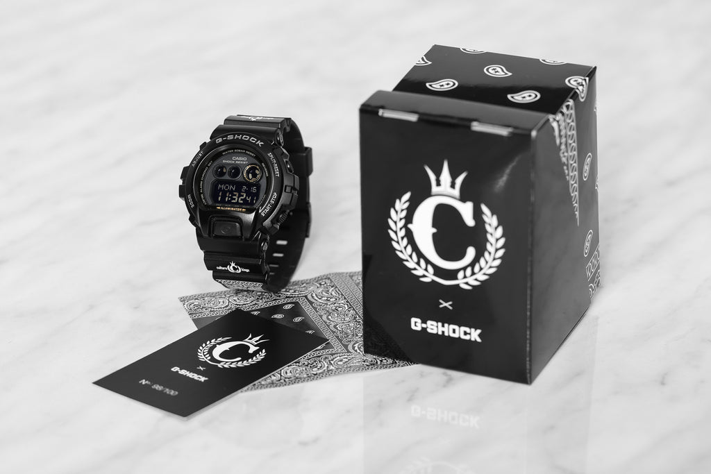 Culture Kings X G-Shock Collaboration