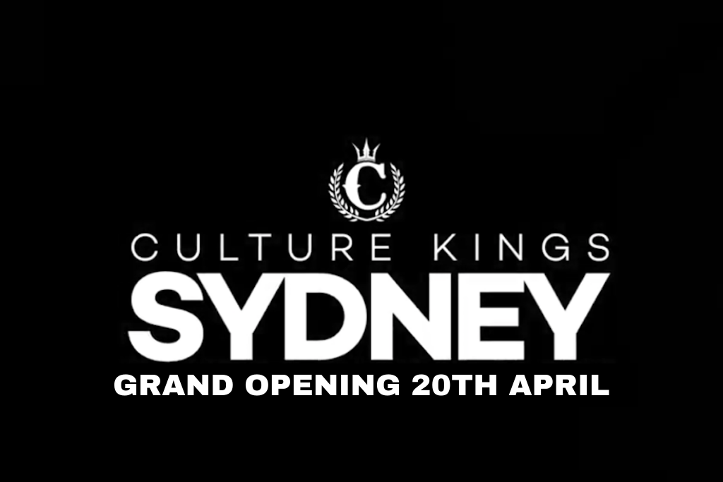 CULTURE KINGS SYDNEY GRAND OPENING 🔥 WIN YEEZYS, FEAR OF GOD & MORE