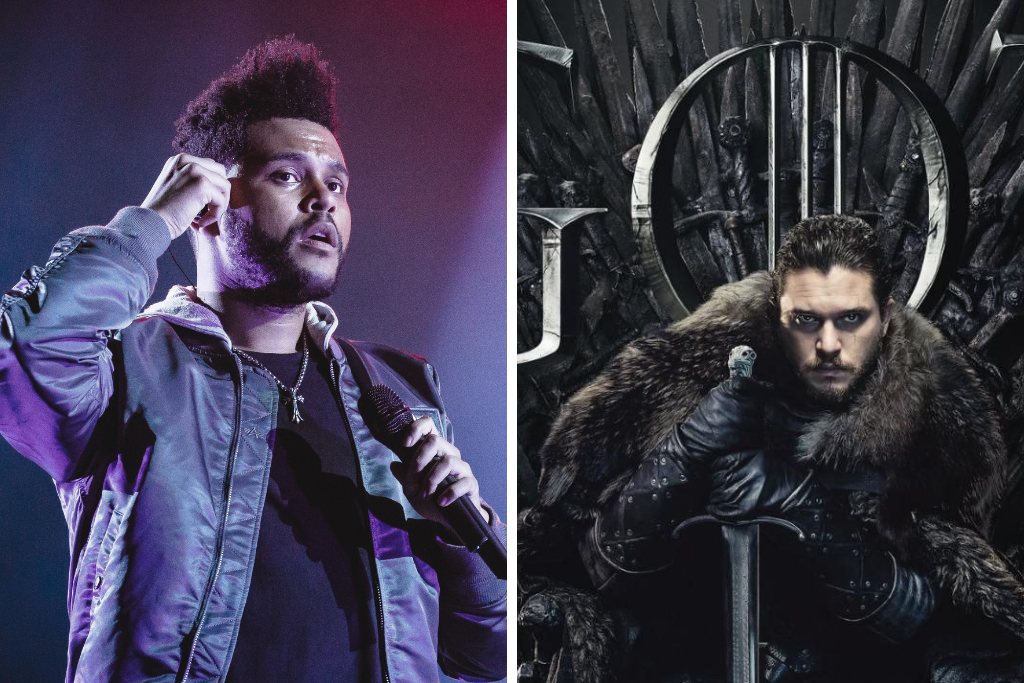 The Weeknd, SZA & Travis Scott Dropping Song For 'Game of Thrones'