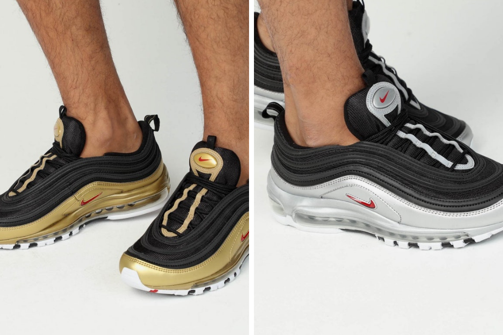 Nike Air Max 97 QS Are Hyped As 🔥