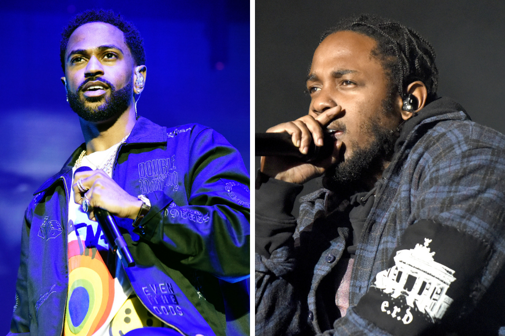 LISTEN: Unreleased Big Sean Diss Track By Kendrick