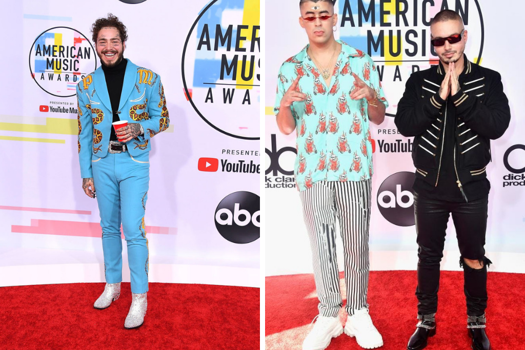 Best & Worst Dressed At The AMAs 2018