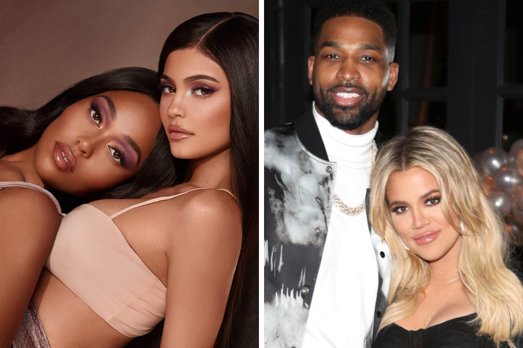 All The Best Memes From The Jordyn Tristan Khloe Kylie Fiasco ... ec0e74ddd1e2