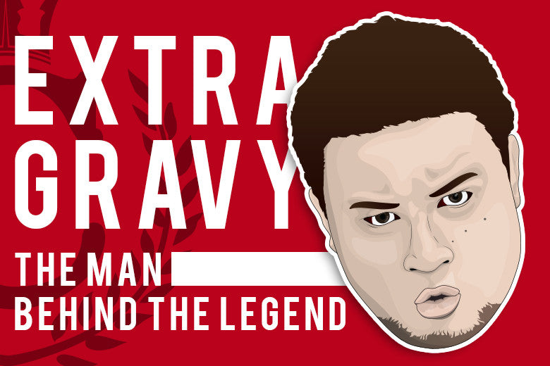 Extra Gravy: The Man Behind The Legend