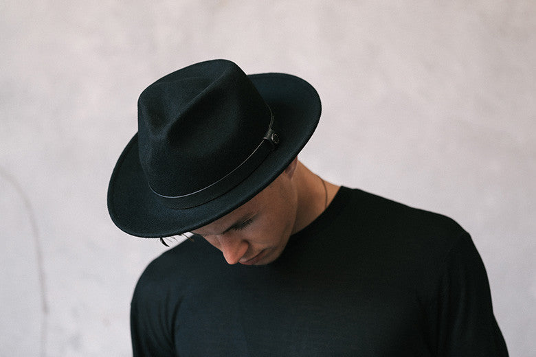 Fedoras in Streetwear for Spring 2015
