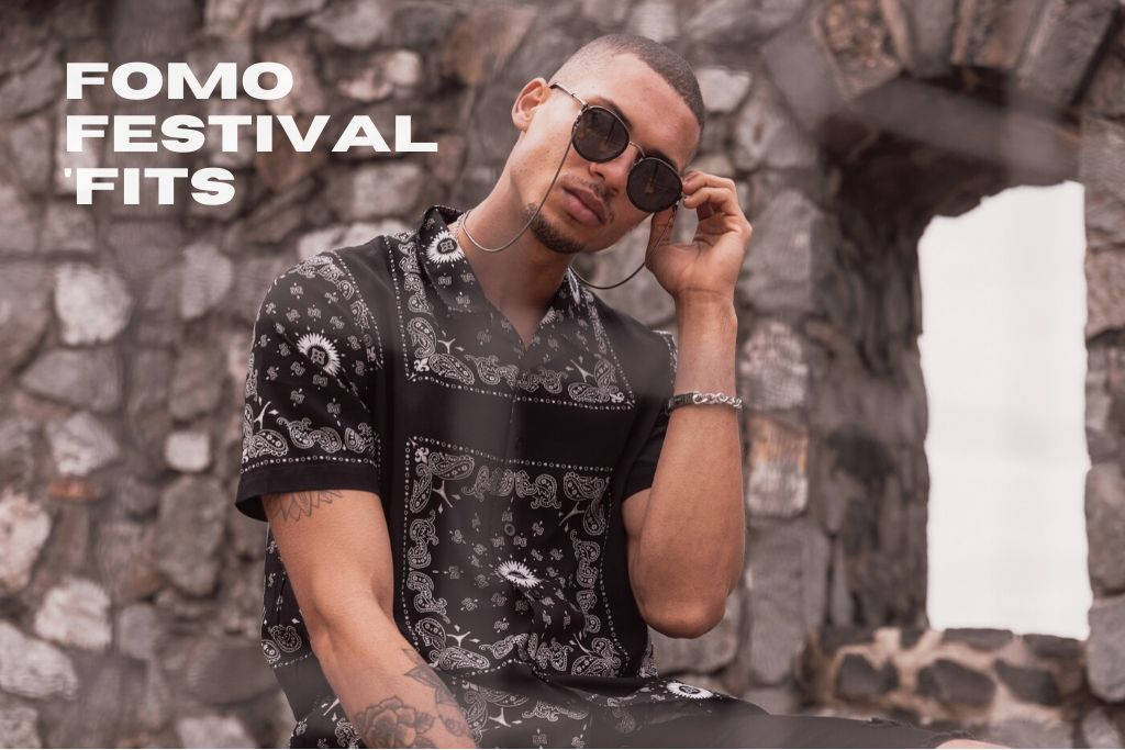 THE BEST FOMO FESTIVAL 'FITS