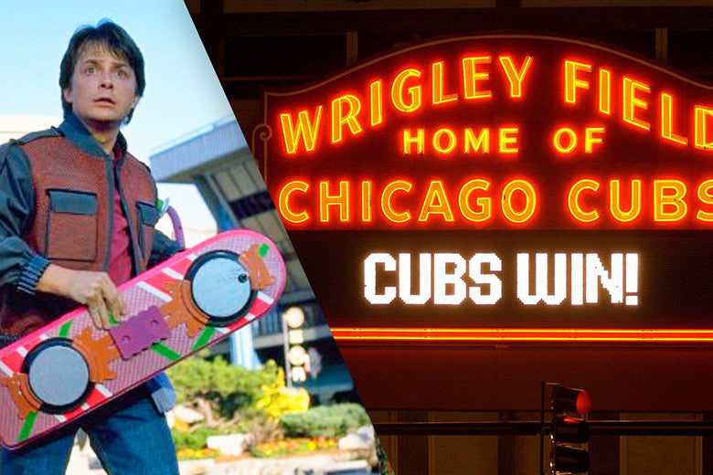 Cubs Struggle To Live Up To Movie Prediction!