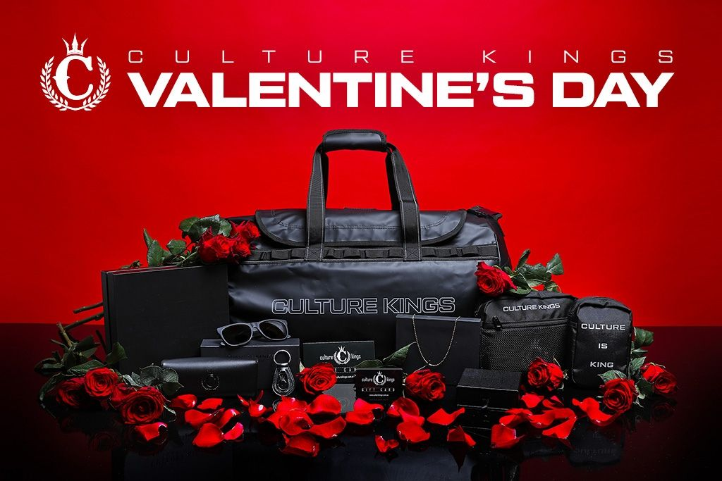 A Culture Kings Valentine's Day is Right Around The Corner!