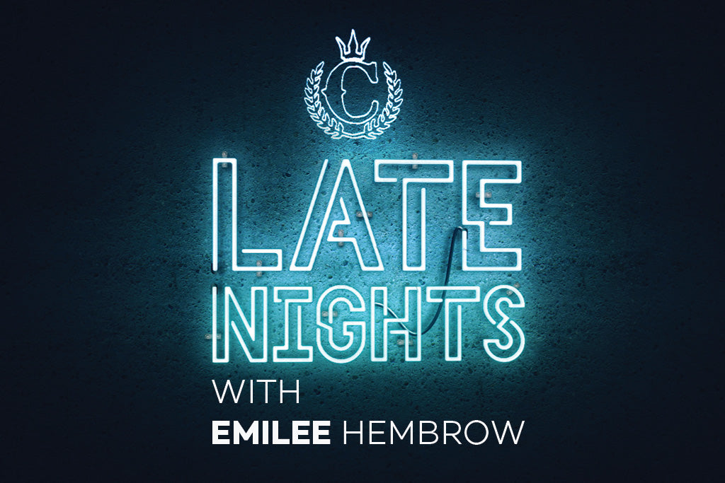 Late Nights With...Emilee Hembrow