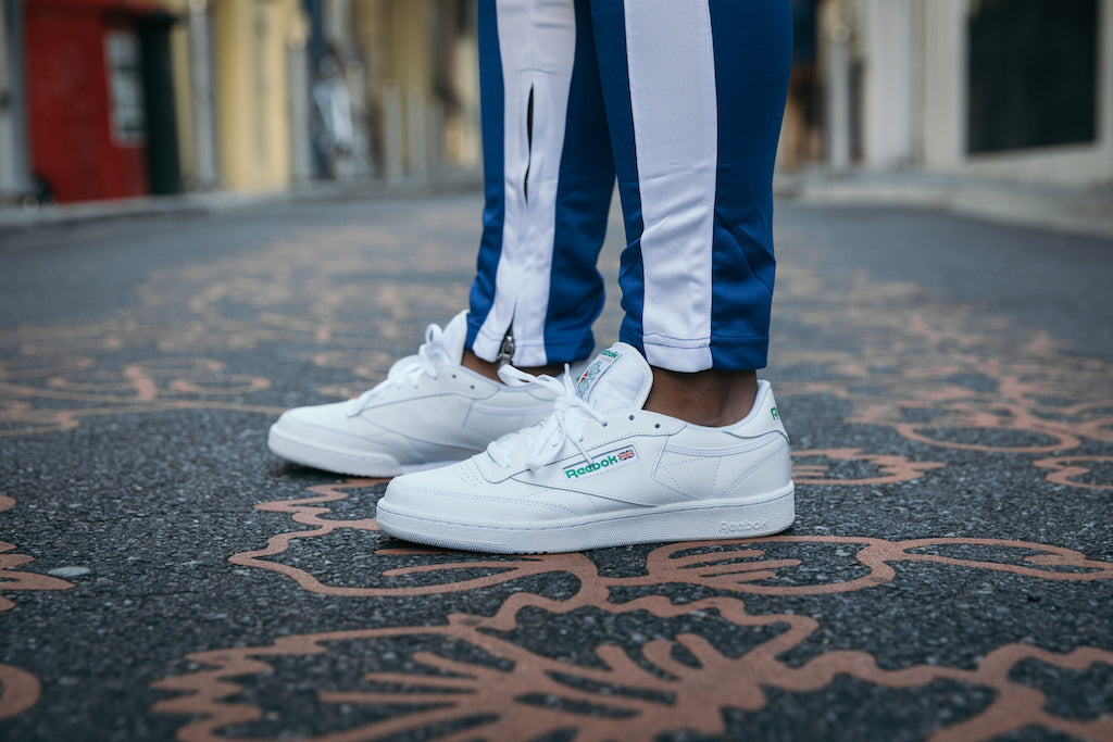 Reebok Dominate At Culture Kings With Club C 85 Sneaker