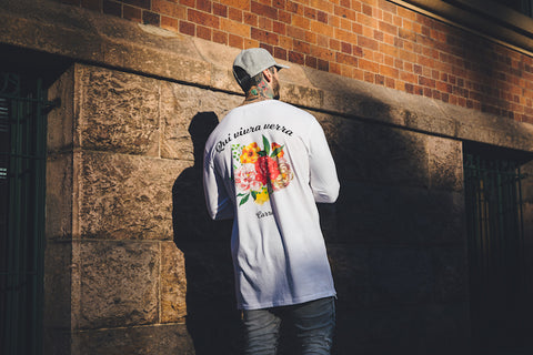 Carré Will Live Capone Long Sleeve Tee