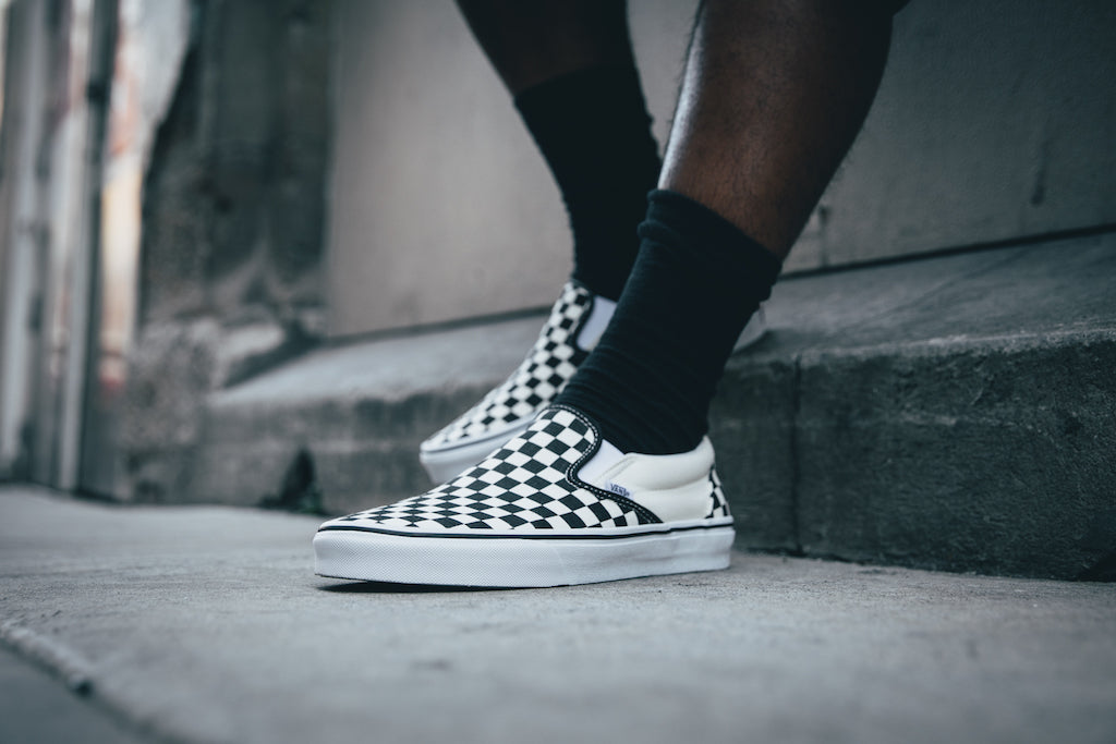 Slip Into Classic With Must-Cop Vans