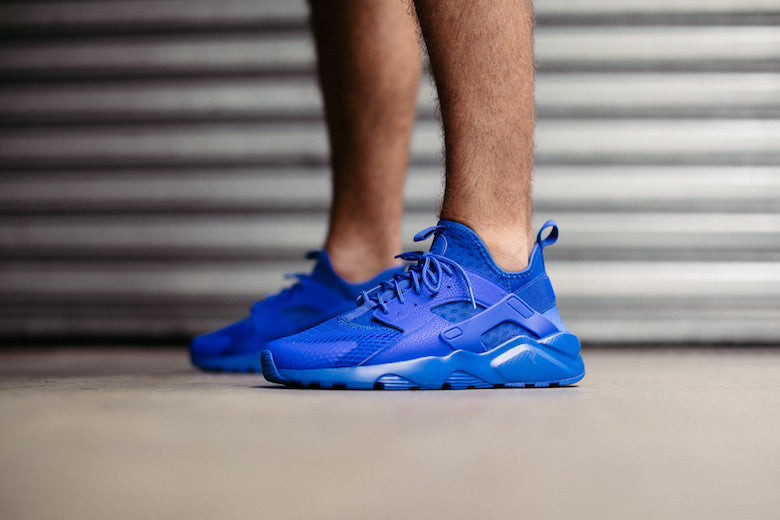 Don't Miss The Nike Air Huarache Run Ultra In Blue