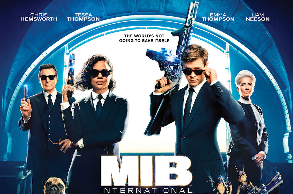 Your Chance To WIN Double Passes To 'Men In Black International'