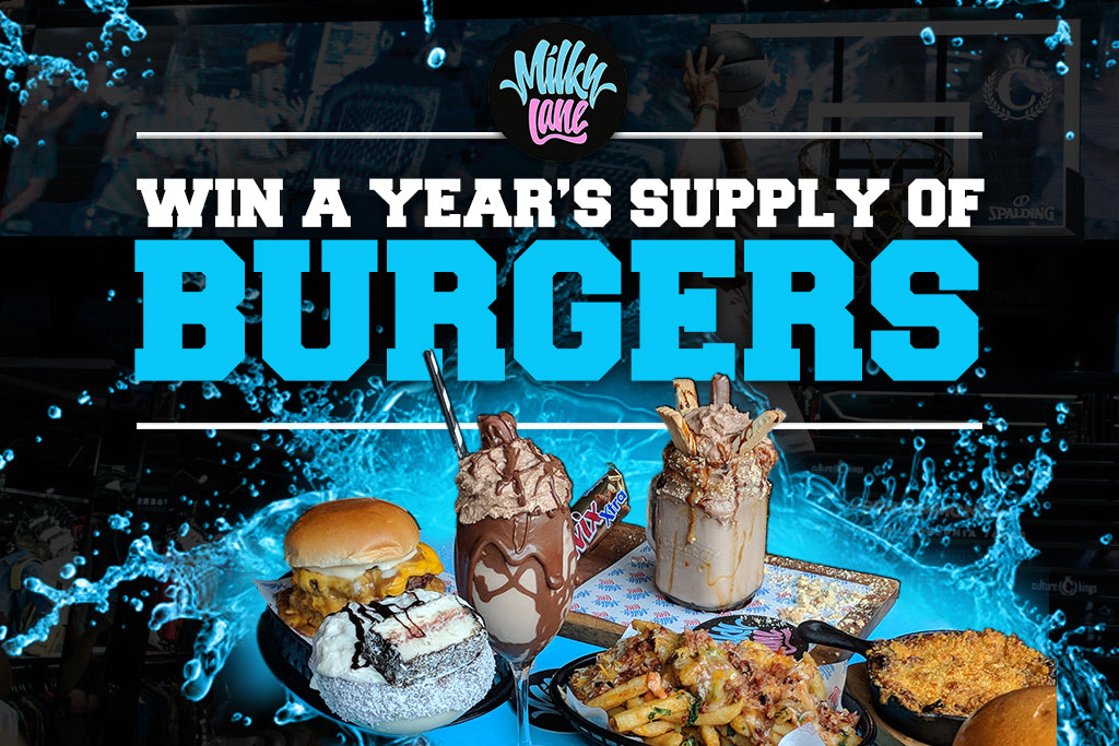 PARRAMATTA: IT'S YOUR TURN TO WIN A YEAR'S SUPPLY OF MILKY LANE