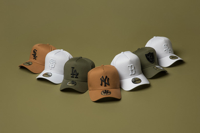 New Era 940 A-Frame Snapbacks In Three New Colours – Culture Kings d8f4f5b031e