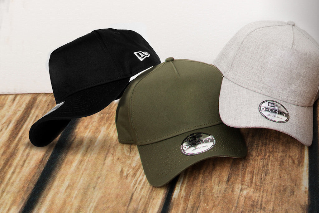 New Era Is Serving Up BLANK 9Forty A-Frames 👌 – Culture Kings 0061199d44f
