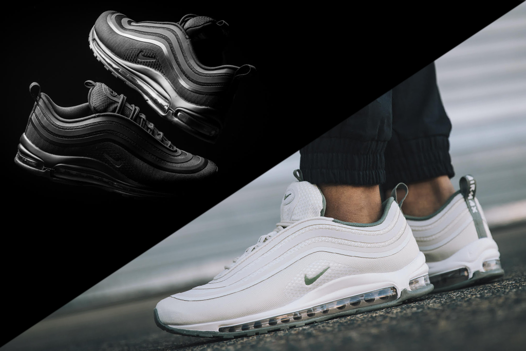 We're Bringing Retro Back With Nike Air Max 97 Ultra '17