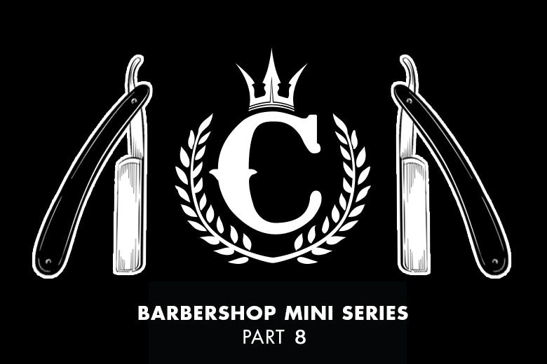 Culture Kings Barbershop Mini Series Part 8: Styling a Disconnected Skin Fade