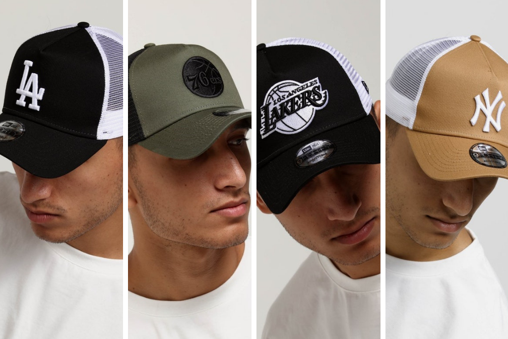 Get On Fresh 9Forty A-Frame Truckers
