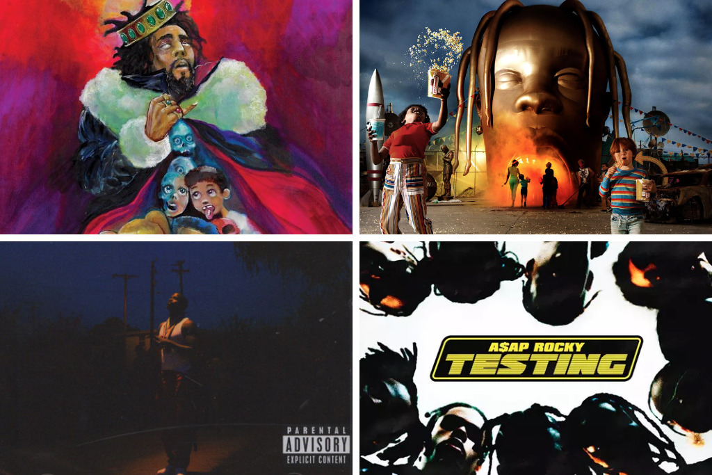 Our Top Albums Of 2018