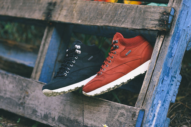 Reebok Classic Leather Mid Goretex