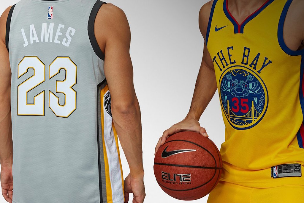 09f4c492e00 Which Will Be Your Favourite NBA City Edition Jersey At Culture Kings
