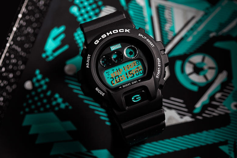 Sneaker Freaker x G-Shock 'Nightowl'