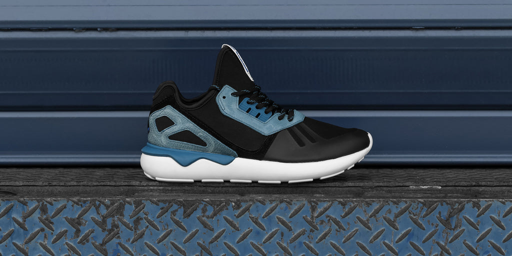 adidas Originals Tubular Runner Core Black/Blue
