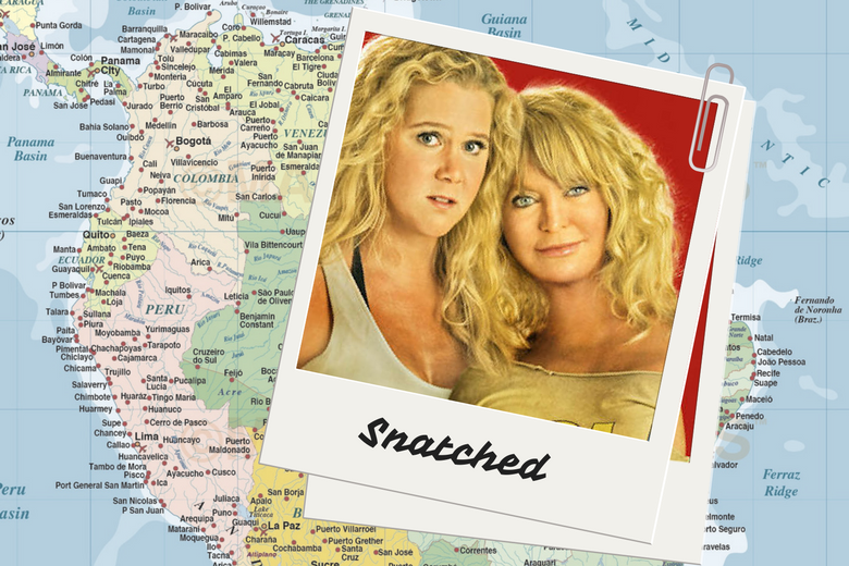 Movie Review: 'Snatched'