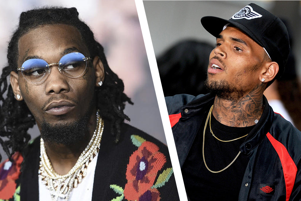 Offset vs. Chris Brown