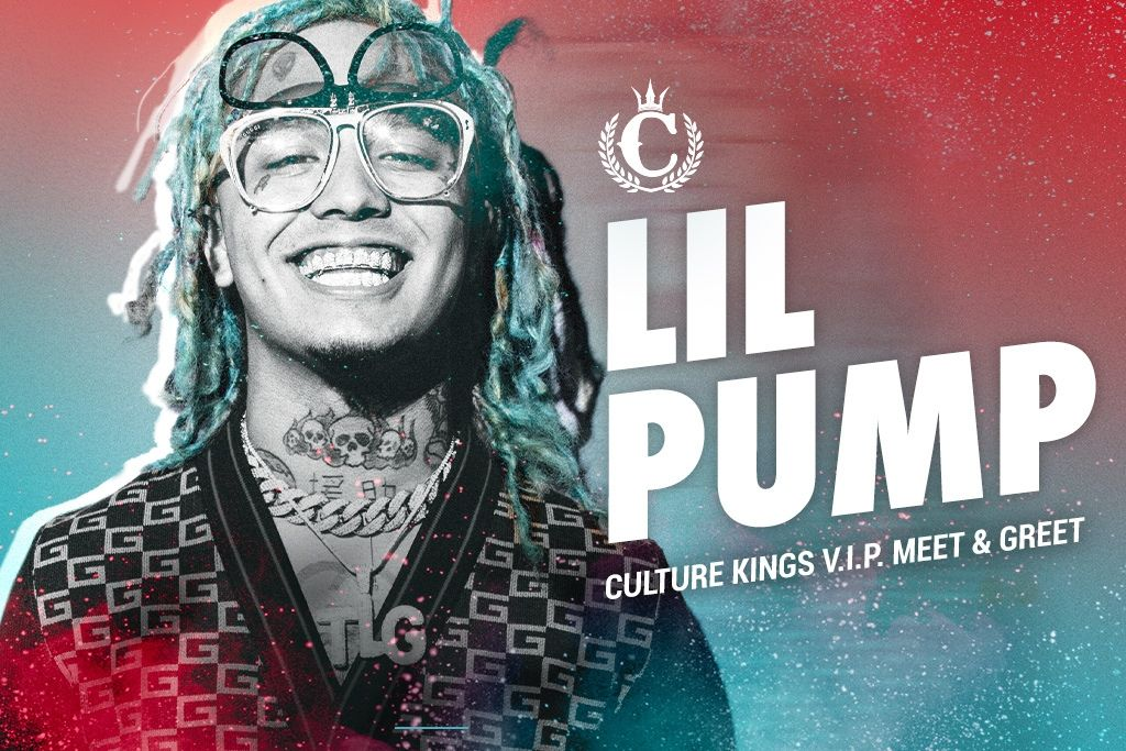 Catch Lil Pump For The First Time Ever!