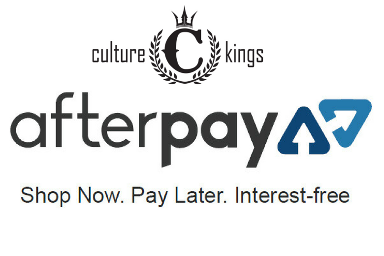3c25759ba73 Afterpay Is Now In ALL Culture Kings' Stores